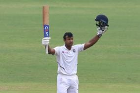 India vs South Africa: Agarwal Ton Helps India Take Early Control on Day 1