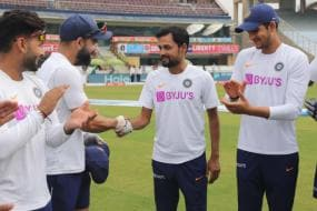 India vs South Africa | Was Nervous for The First Three Balls: Shahbaz Nadeem