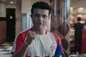 BCCI President-elect Ganguly Also the Face of Indian Super League