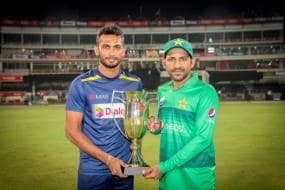 After ODIs, Pakistan Look to Continue T20 Dominance Against Sri Lanka