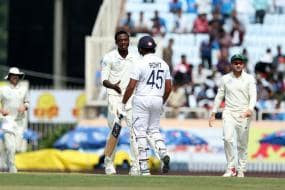 India vs South Africa | Rohit Double Ton Puts India on Top Before Bad Light Stops Play