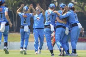 Adelaide Strikers Set Up WBBL Final Against Brisbane Heat