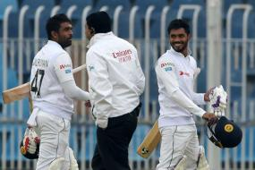 Rain Forces Suspension of Play in Historic Pakistan Test Against Sri Lanka