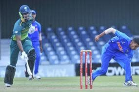 India U19 Lose to South Africa in Inconsequential 3rd ODI