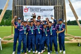 Marcus Thurgate to Lead Japan in ICC U-19 World Cup