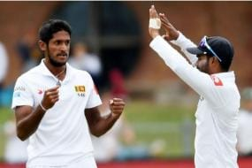 Kasun Rajitha Ruled Out of Second Pakistan Test Due to Hamstring Injury