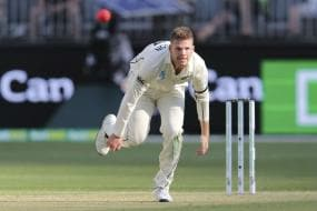 Injury Prevents Lockie Ferguson from Bowling in Remainder of Perth Test