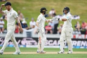 Williamson, Taylor Hit Tons as New Zealand Draw Test, Win England Series