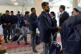 ​Sri Lankan Squad Arrives in Pakistan For Historic Test Series