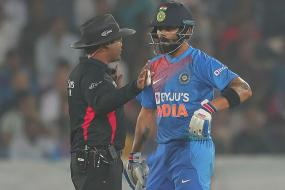 India vs West Indies:Third Umpire, Not On-field Officials to Call Front Foot No-Balls
