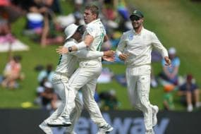 England Fight Back After Relentless South African Bowling Display at Centurion