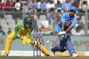 India vs Australia | Losing Four Quick Wickets Did the Damage For Us: Shikhar Dhawan