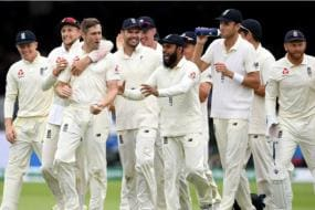 England Cricket Team to Sport Black Lives Matter Logo in West Indies Tests