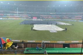 India vs Sri Lanka | Driers, Rollers and Irons Fail to Help as Damp Conditions Force T20I to be Called Off