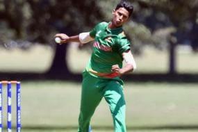 Bangladesh Call Up Uncapped Hasan Mahmud for Pakistan Tour Amid Safety Debate