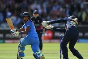 Harmanpreet, Bowlers Star as India Women Beat England by 5 Wickets in First T20I