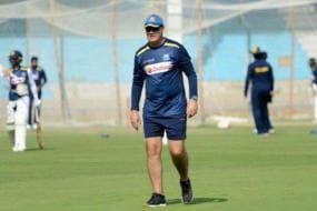 Coach Mickey Arthur Says Sri Lankan Team is Back at Match Level
