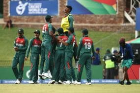 ICC Under-19 World Cup | Bangladesh Beat South Africa by 104 Runs to Enter Semifinals