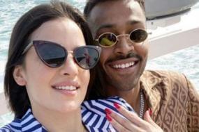 Hardik Pandya Announces Engagement With Serbian Actress Natasa