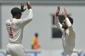 Raza Takes Career-Best Seven Wickets as Zimbabwe Pad Lead
