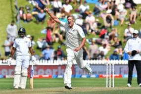 India vs New Zealand | Kyle Jamieson's Five-for Puts New Zealand in Charge on First Day