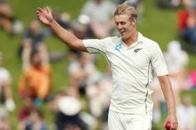 Kyle Jamieson Rewarded with Central Contract After Impressive Debut Series against India