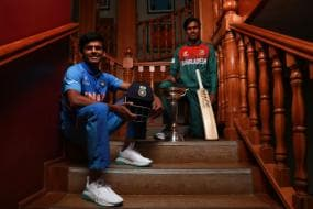ICC Under-19 World Cup | India Eye Record Fifth Win, Bangladesh Seek Maiden Title