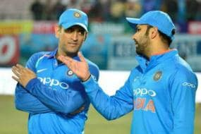 Credit For Rohit's Success Goes to Dhoni: Gambhir