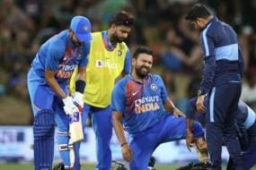 India vs New Zealand | Rohit Suffers Calf Injury But 'Should be Fine in Couple of Days'