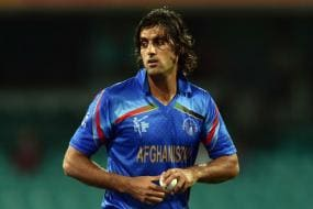 Shapoor Zadran Named in Afghanistan's Squad for Ireland T20Is