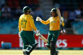 ICC T20 WC: Lizelle Lets Loose as South Africa Thrash Thailand