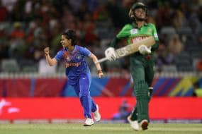 ICC T20 World Cup | Shafali Verma, Poonam Yadav Star as India Beat Bangladesh for Second Win