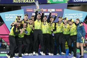 In Pictures, Australia beat India in ICC Women's T20 World Cup Final