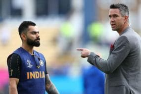 Kevin Pietersen Makes Suggestions for Virat Kohli's Workout Sessions