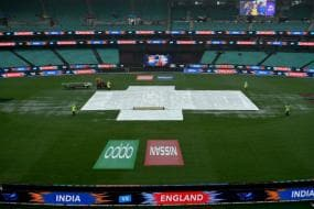 ICC T20 World Cup | India Enter Final after Semi against England Washed Out