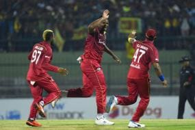 Oshane Thomas Stars as West Indies Beat Sri Lanka in First T20I