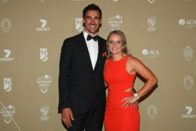 ICC T20 World Cup | Mitchell Starc Cuts South Africa Tour Short to Support Wife Alyssa Healy in Final