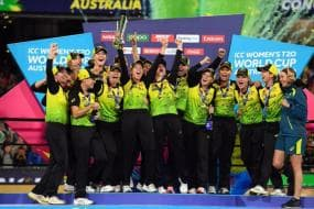 ICC T20 World Cup | Healy, Mooney Smash Australia to Fifth Title With Big Win Over India