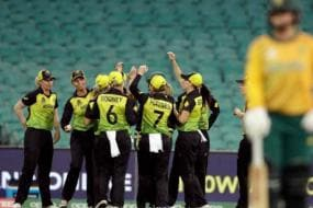 ICC T20 World Cup: Australia Beat South Africa to Make Sixth Successive Final