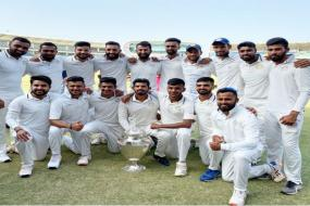 Unadkat Fires Saurashtra to Maiden Ranji Trophy Title, Delivers on Final Day Yet Again
