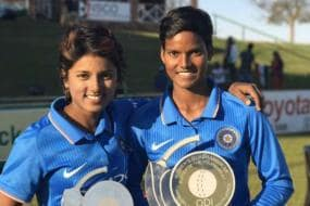 15th May 2017: Deepti Sharma and Punam Raut Register Record Opening Partnership Against Ireland