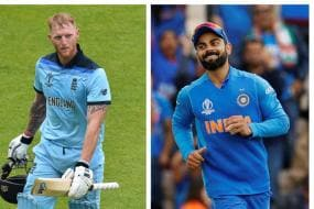 Stokes Hits Out at Kohli for Complaining About Size of Edgbaston After WC Encounter