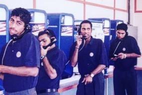 Yuvraj Singh Shares Throwback Photo from Pre-mobile Era with VVS Laxman, Virender Sehwag, Ashish Nehra