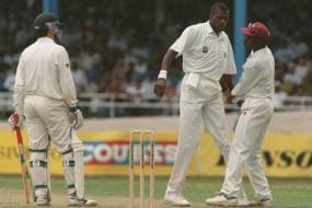 When Curtly Ambrose Threatened to