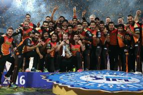29 May 2016 | Sunrisers Hyderabad Power Their Way to Maiden IPL Title