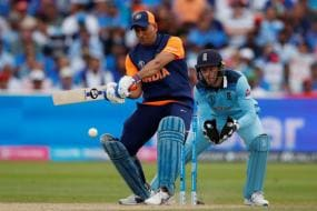 June 30, 2019   England Beat India in World Cup Game, Triggering Controversy on India's Approach