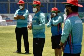 Top Afghanistan Cricketers Start Month-long Training Camp in Kabul