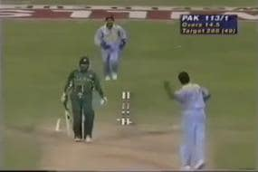 'My Blood Was Really Boiling' - Venkatesh Prasad Recalls Clash With Amir Sohail in 1996 World Cup