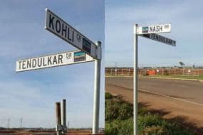 Kohli Crescent or Tendulkar Drive: Town in Australia Has Streets Named After Legendary Players