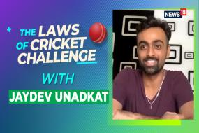 WATCH | The Laws of Cricket Challenge, Episode 3 With India Pacer Jaydev Unadkat